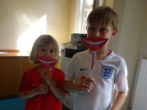 Children friendly dental practice